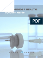 Trans Health Injection Guide