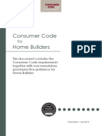 Builder Guidance Note Third Edition