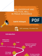Presentasi ACFE Semarang (Safril)
