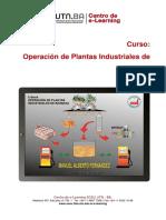 Unidad N° 5 Modulo 2 Curso Operación plantas industriales de biomasa