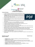 Sumet Sunil Patil Updated Resume