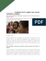 Modelos Alternativos Inclusion Calidad