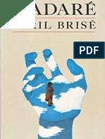 Ismail Kadare - Avril Brise