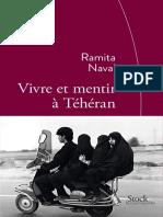 Ramita Navai - Vivre Et Mentir a Teheran