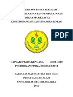 RPP Kesetimbangan Dan Dinamika Rotasi Revisi Fiks