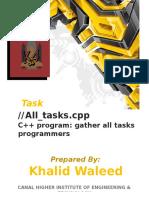 C++ program