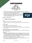 S507 v Gauges Instructions