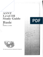Asnt level iii study guide basic flashcards quizlet asnt level iii study guide basicpdf urtaz Image collections