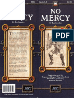 d20 Alderac Entertainment Group No Mercy