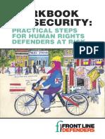 Frontline Defenders - Workbook on Security