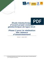 Etude Geotech P2