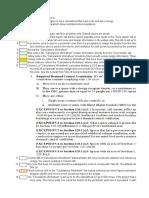 Ventilation Worksheet