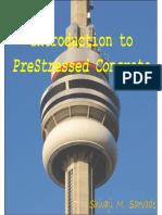 Prestressed Concrete SMS