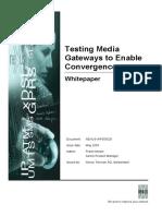 Nexus8610 MGW Testing Wp