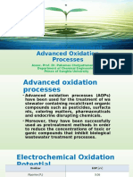 08 Wastewater Treatment AOP