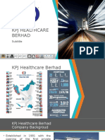KPJ Healthcare