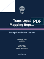 Trans Legal Mapping Report