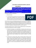 4° Clase Patología - Caso clínico N°3%2c Proceso Inflamatorio II y Neoplasia