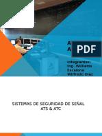 ATS y ATC.
