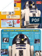Coleccionable Altaya Construye tu propio R2-D2