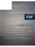 EXAMENS corriges de Mecanique du point materiel 1.pdf