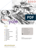 Yale History Catalogue 2010