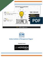 III Illume'16 Brochure