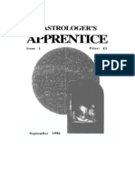 The Astrologer's Apprentice [Issue 1]