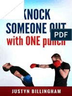 Knock Someone Out With ONE Punch