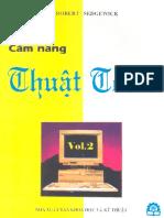 Cẩm Nang Thuật Toán.tập 2