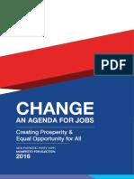 NPP 2016 Manifesto Full