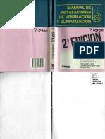 BLANES - Manual de Instalaciones de Ventilación y Climatización (ESP)