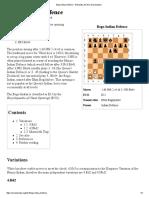 Bogo-Indian Defence - Wikipedia, The Free Encyclopedia