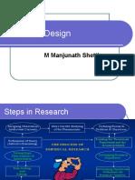 Research Design - Class