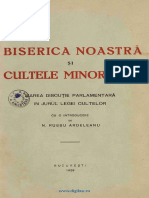 Biserica noastră şi cultele minoritare.pdf