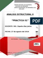 examne analisis estructural