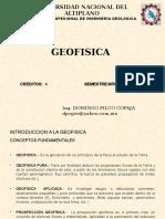 geofisica I
