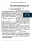 Transient Stability Improvement in Multi Machine System Using Power System Stabilizer PSS and Static Var Compensator SVC