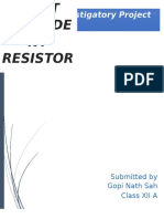 light dependent resistance project report physics