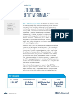 Outlook 2017 Executive Summary