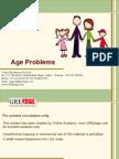Problem Solving - Age