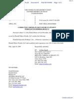 Mirror Worlds, LLC v. Apple, Inc. - Document No. 8