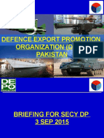 Brief for Secy DP on 3 Sep 15