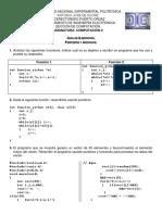 Ejercicios Propuestos Punteros y Archivos 2015-I