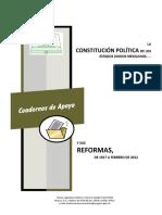 Cuaderno Constitucion