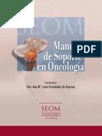 Manual de Soporte en Oncologia SEOM 1era Edicion