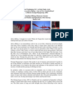 Africa Rifting PDF