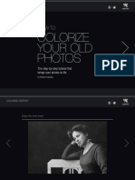Robert Hranitzky Colorize eBook for PDF En