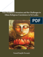 New Buddhist Extremism and the Challenges