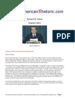 Richard Nixon - Resignation Address.pdf
